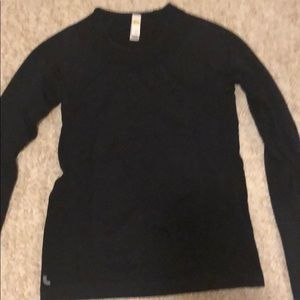 Long sleeve stretchy lole top size small/medium